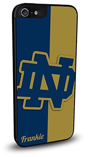 Custom NCAA Notre Dame Fighting Irish Personalized Cell P...