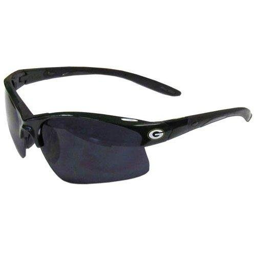 Siskiyou Green Bay Packers NFL Blade Sunglasses