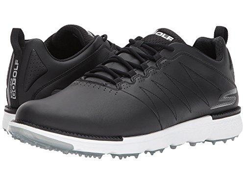 [SKECHERS(スケッチャーズ)] メンズスニーカー?ランニングシューズ?靴 GO GOLF - Elite V.3 Black/White 9 (27cm) D - Medium