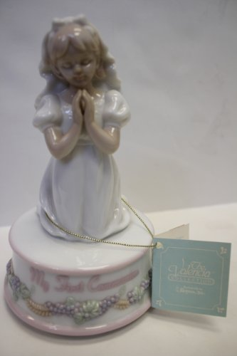 "Roman Valencia Collection ""Musical Communion Girl Figure"" for sale  Delivered anywhere in USA"
