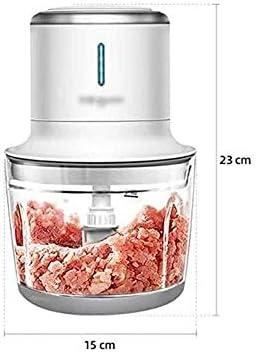 UNU_YAN Moderne eenvoud draadloze keuken mini-voedsel chopper huis multifunctionele elektrische vleesmolen zware vleesmolen keukengereedschap