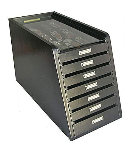 Amazon.com: Cuchillo Almacenamiento/Display Case Holder ...