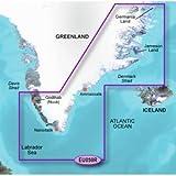 Garmin Bluechart® G2 Hd - Hxeu059r - Greenland East - Microsd™/sd™ 3-D View = NONE | Aerial Photos = NO