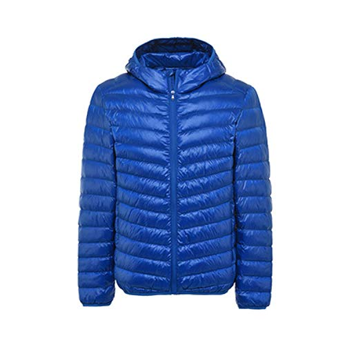 Winter Fashion Brand Ultralight Jacket Mens Hooded treetwear Light Feather Coat