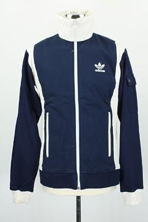 Adidas S Spo Authen TT Jacket STV Herzogenaurach Retro