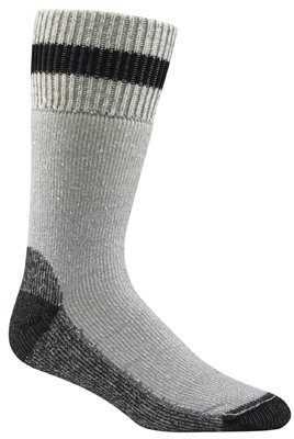 WIGWAM Diabetic Thermal Sock Black, Large
