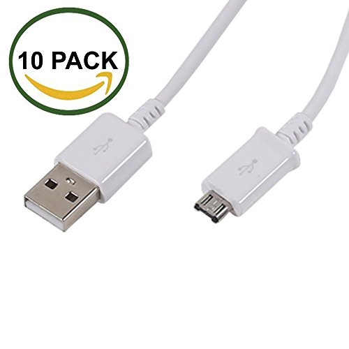Review TekSonic 10-Pack Micro USB