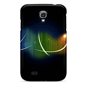 New Starting Case Cover Protector Specially Made For Galaxy S4 Abstract
