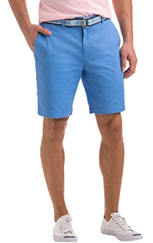 Vineyard Vines Mens 11  Classic Fit Club Short  Breaker Blue  38