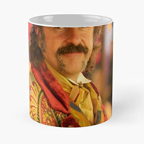 Dickens Fair Mad Hatter Costume Cow Palace - 11 Oz Coffee Mugs Unique Ceramic Novelty Cup, The Best Gift For Holidays.