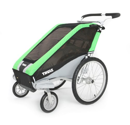 Thule Cheetah Single Stroller - Green