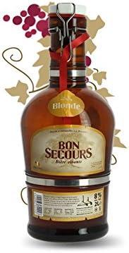 Brasserie Caulier - Bonsecours Blonde 2L X1: Amazon.es ...