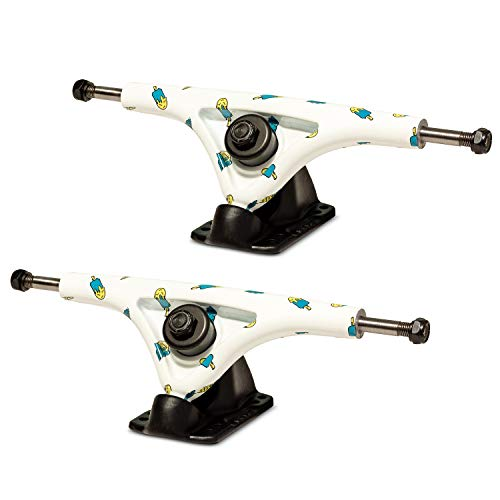 BEAR Grizzly 852 52° 181mm Gen 5 Longboard Skateboard Trucks (Ice Cream Truck)