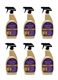 Granite Gold Polish Spray - Maintain Shine And Luster Of Natural Stone Surfaces - 24 Ounces (Pack of 6)