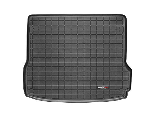 Audi Cargo Mat - WeatherTech Custom Fit Cargo Liners for Audi Q5, Black