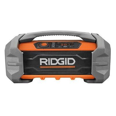 Ridgid R84087 GEN5X 18-Volt Jobsite Radio