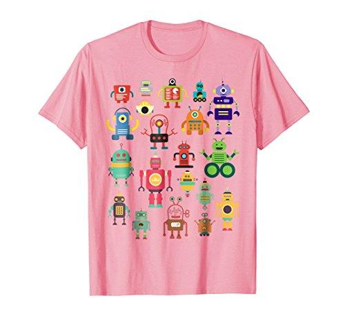 9120fea84639 Robot-shirts the best Amazon price in SaveMoney.es