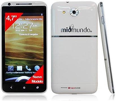 MioMundo - SmartPhone Android TK6577/470. Pantalla 4,7