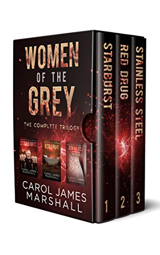 Women of the Grey: The Complete Trilogy by [Marshall, Carol James]