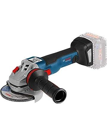 Bosch Profesional 06019G310A GWS 18V-10 C, 18 V, Azul, 358x110mm