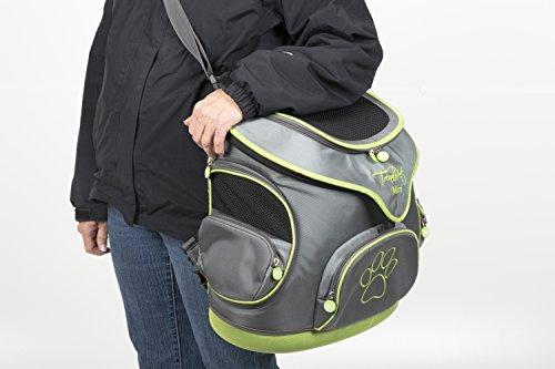 41pUt8P3NpL TrendPet Miri - Hunderucksack, Multifunktionstasche für Hunde (M)