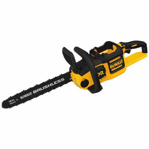 Dewalt DCCS690BR 40V MAX XR Lithium-Ion Brushless 16 in. Chainsaw (Bare Tool) (Certified Refurbished) by DEWALT