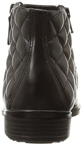 black 55351 Nero Black Stivaletti 15 Touch Donna B ECCO OwU6W