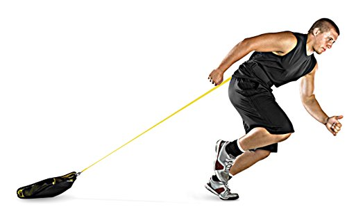 SKLZ Speedsac- Adjustable Weight Sled Trainer for Sprinters (10-30 lbs). – DiZiSports Store