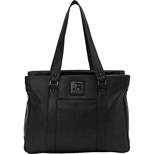 Kenneth Cole Laptop Bags - Kenneth Cole Reaction Luggage Hit Women's Pebbled Faux Leather Triple Compartment 15