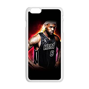 lebron james miami heat Phone Case for Iphone 6 Plus