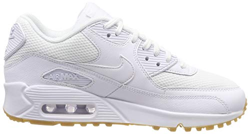 Ginnastica Multicolore Donna Light White 90 Air 135 Max Brown Scarpe White da Nike Gum qFXgwx