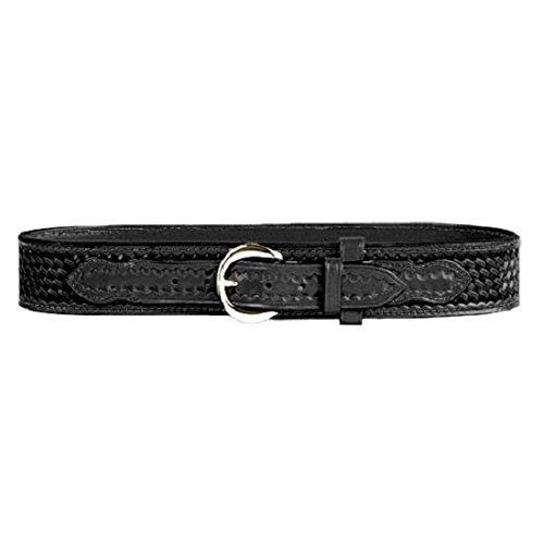146 Border Patrol Belt (Safariland 146 Border Patrol Style Duty Belt, Black, Basketweave For 36-Inch Waist)