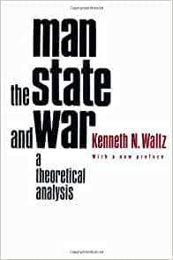 levels of analysis kenneth waltz Man, the state, and war: a theoretical analysis [kenneth n waltz] on amazoncom free shipping on qualifying offers what are the causes of war to answer this question, professor waltz examines the ideas of major thinkers throughout the history of western civilization.
