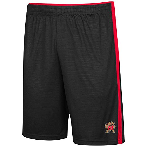 Mens Maryland Terrapins Basketball Shorts - L (Basketball Terps)