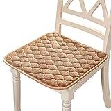MEIZOKEN Square Home Office Decorative Seat Cushion Mat Winter Office Bar Seat Cushions Sofa Buttocks Chair Cushion Pad