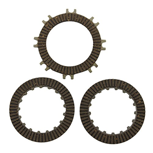 GOOFIT Single-automatic Clutch Plate for 50cc 70 Cc 90cc 110 Cc 125cc Atvs Dirt Bikes Go Karts Quad 4 Wheeler Pit Bike