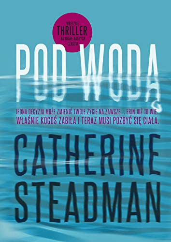 Book cover from Pod woda by Catherine Steadman