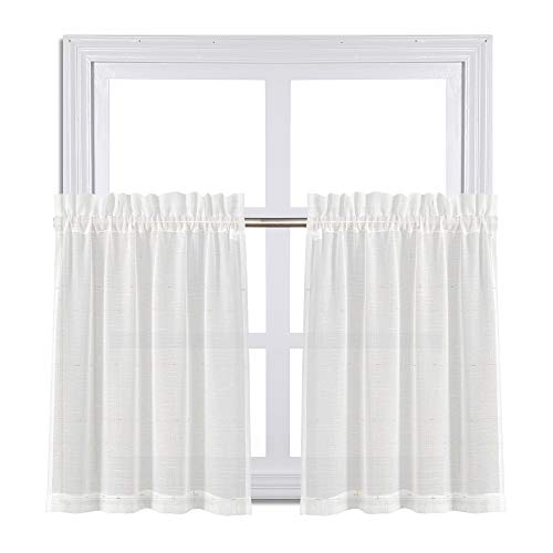 Check Tailored Curtain - 8