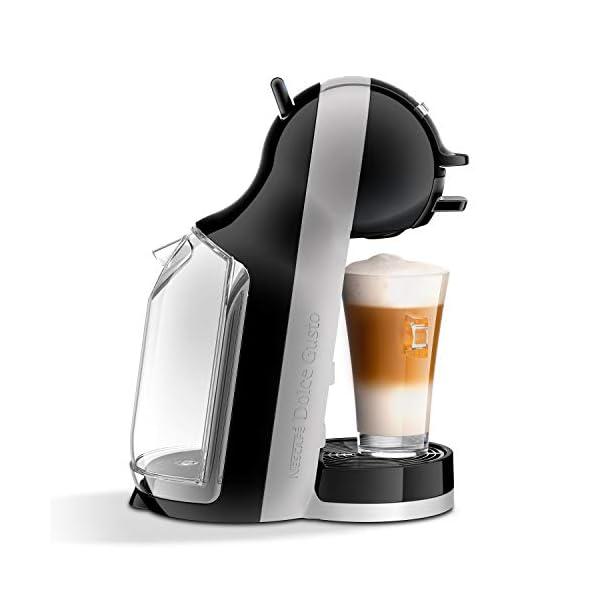 De'Longhi Nescafé Dolce Gusto Mini Me.Edg155.Bg.Macchina per Caffè Espresso e Altre Bevande Automatica, Black & Artic… 3