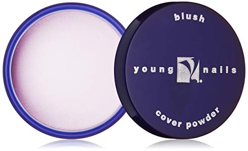 YOUNG NAILS Acrlyic Cover Powder, Blush, 85 g. ()