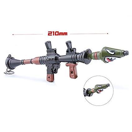 GUANG JUN Arma de tiburón lanzacohetes Pistola artillería ...