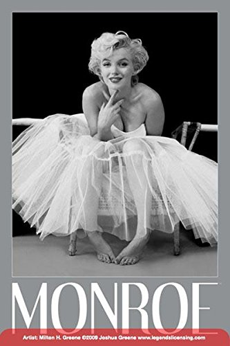 Easy Hollywood Actress Costumes (Marilyn Monroe-Ballerina, Movie Poster Print, 24 by 36-Inch)