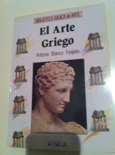 Arte Griego,el