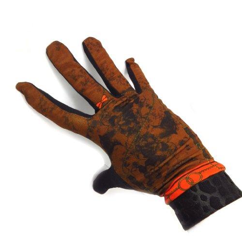 [リリーの宝 (Les Tresors De Lily)] (Equida コレクション) [K5745] 手袋 ブラウン