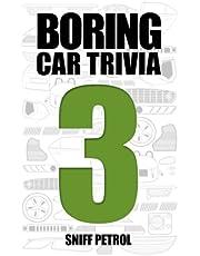 Boring Car Trivia 3