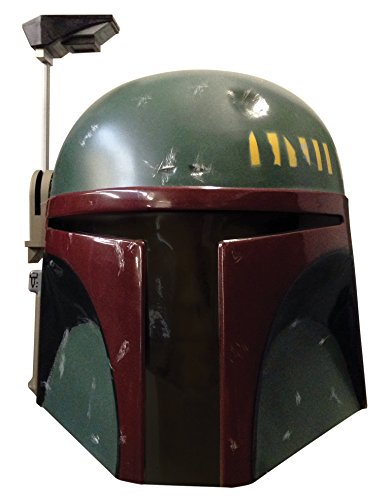 Star Wars Boba Costume Helmet
