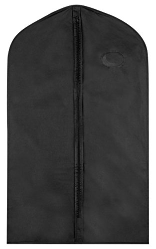 Garment Bag for Storage; Keep Your Suit, Costume, Uniform, and Other Clothes Safe - Brown Bag Costume Ideas