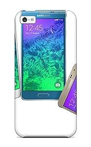 Cute Appearance Cover/tpu BJniLXb2603BZlXC Samsung Galaxy Alpha Case For iphone 4s