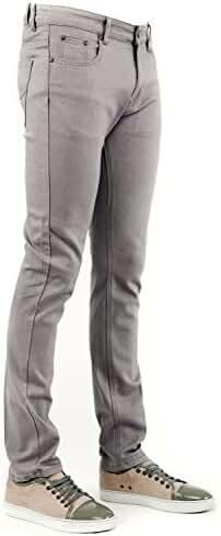 Perruzo Men's Skinny Fit Stylish Stretch Jeans
