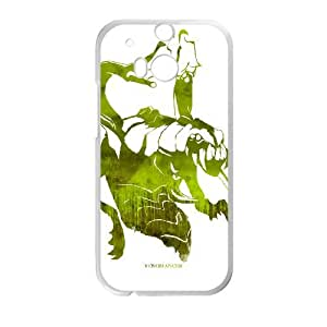 HTC One M8 Cell Phone Case White Defense Of The Ancients Dota 2 VENOMANCER 002 KWL0543380